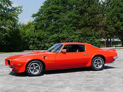 1973 Pontiac Trans Am for sale 100782095