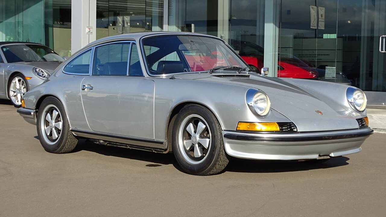 1973 porsche 911 for sale near san diego california 92126 for Import motors san diego