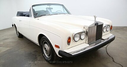 1973 Rolls-Royce Corniche for sale 100842336