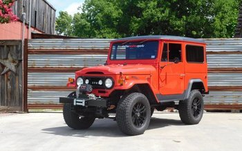 1973 Toyota Land Cruiser for sale 101000935