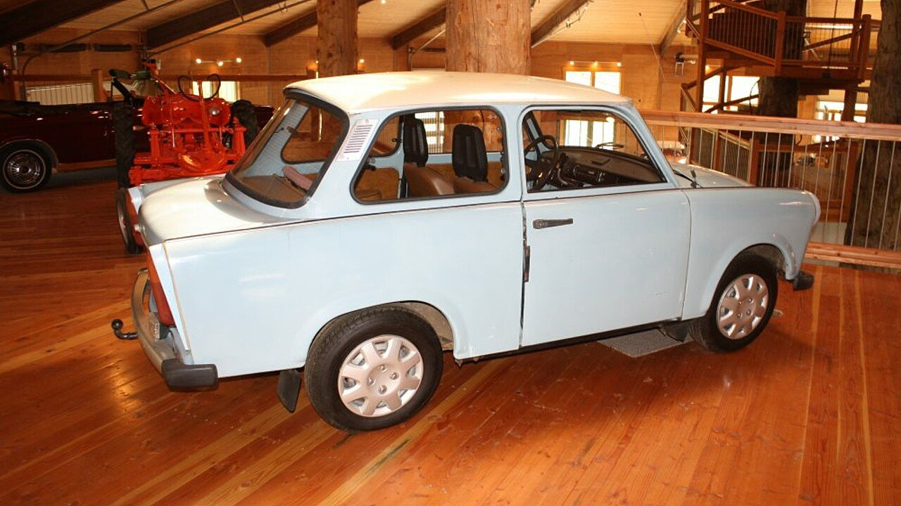 Trabant 601S de Luxe for sale in Oregon | TrabantForums.com