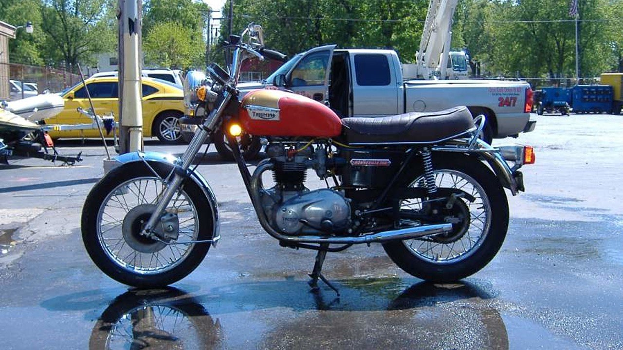 1973 triumph bonneville 750 for sale near valparaiso indiana 46385 motorcycles on autotrader. Black Bedroom Furniture Sets. Home Design Ideas