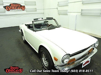 1973 Triumph TR6 for sale 100781374