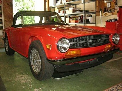 1973 Triumph TR6 for sale 100805559