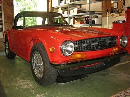1973 Triumph TR6 for sale 100810007