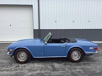 1973 Triumph TR6 for sale 100797968