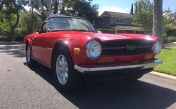 1973 Triumph TR6 for sale 100913930