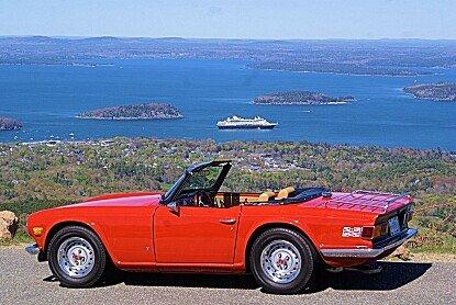 1973 Triumph TR6 for sale 100914439