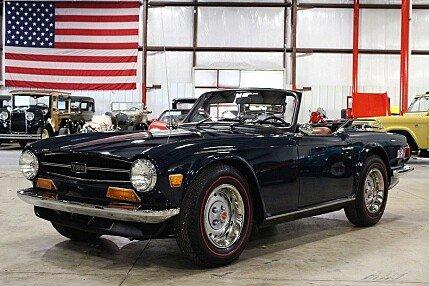 1973 Triumph TR6 for sale 100916693