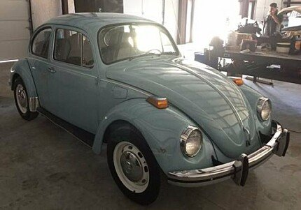 1973 Volkswagen Beetle for sale 100905212