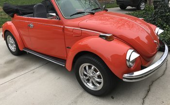 1973 Volkswagen Beetle Convertible for sale 100977230
