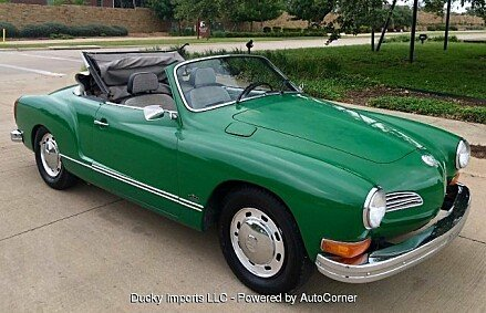 1973 Volkswagen Karmann-Ghia for sale 100762589