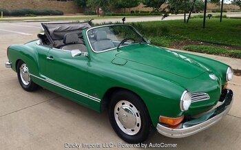 1973 Volkswagen Karmann-Ghia for sale 100762589
