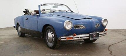 1973 Volkswagen Karmann-Ghia for sale 100986292