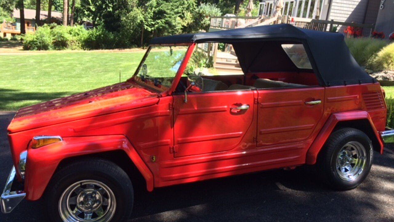 1973 Volkswagen Thing for sale 101006209