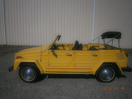 1973 Volkswagen Thing for sale 100833331