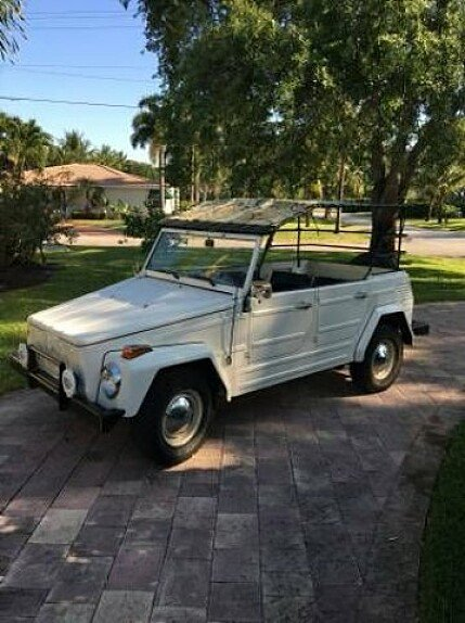 1973 Volkswagen Thing for sale 100952640