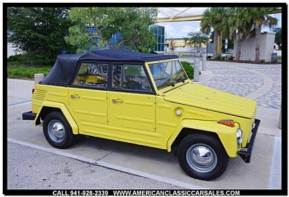 1973 Volkswagen Thing for sale 100965975