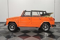 1973 Volkswagen Thing for sale 101000700