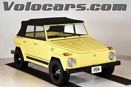 1973 Volkswagen Thing for sale 101027242