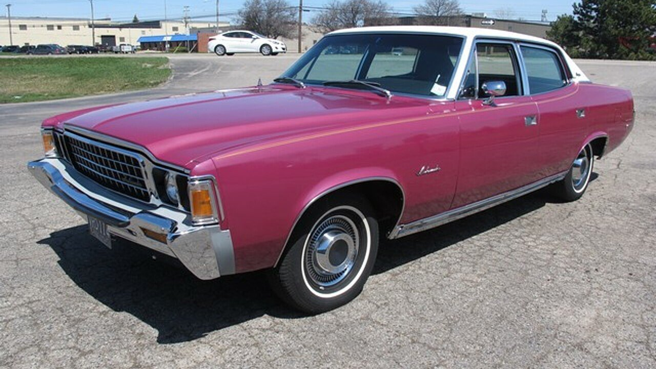 1973 amc Ambassador for sale 100982049