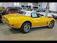 1973 chevrolet Corvette for sale 100955688