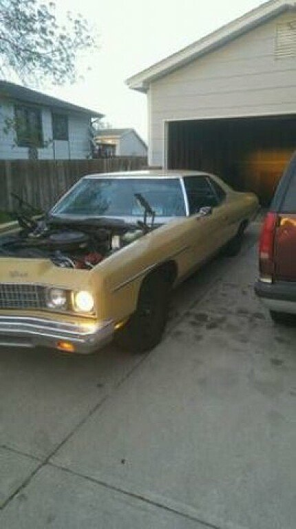 1973 chevrolet Impala for sale 100874329