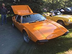 1973 de-tomaso Pantera for sale 101031963