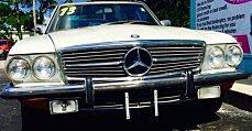 1973 mercedes-benz 450SL for sale 100826335