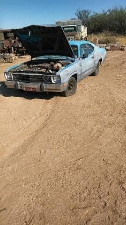 1973 plymouth Duster for sale 100940504