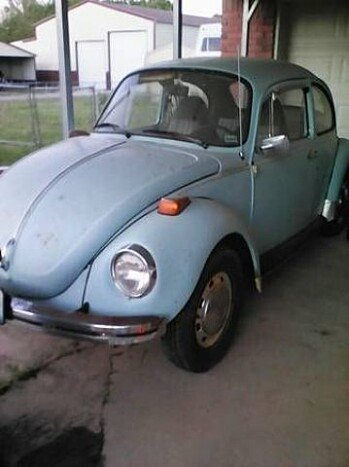 1973 volkswagen Beetle for sale 100826208