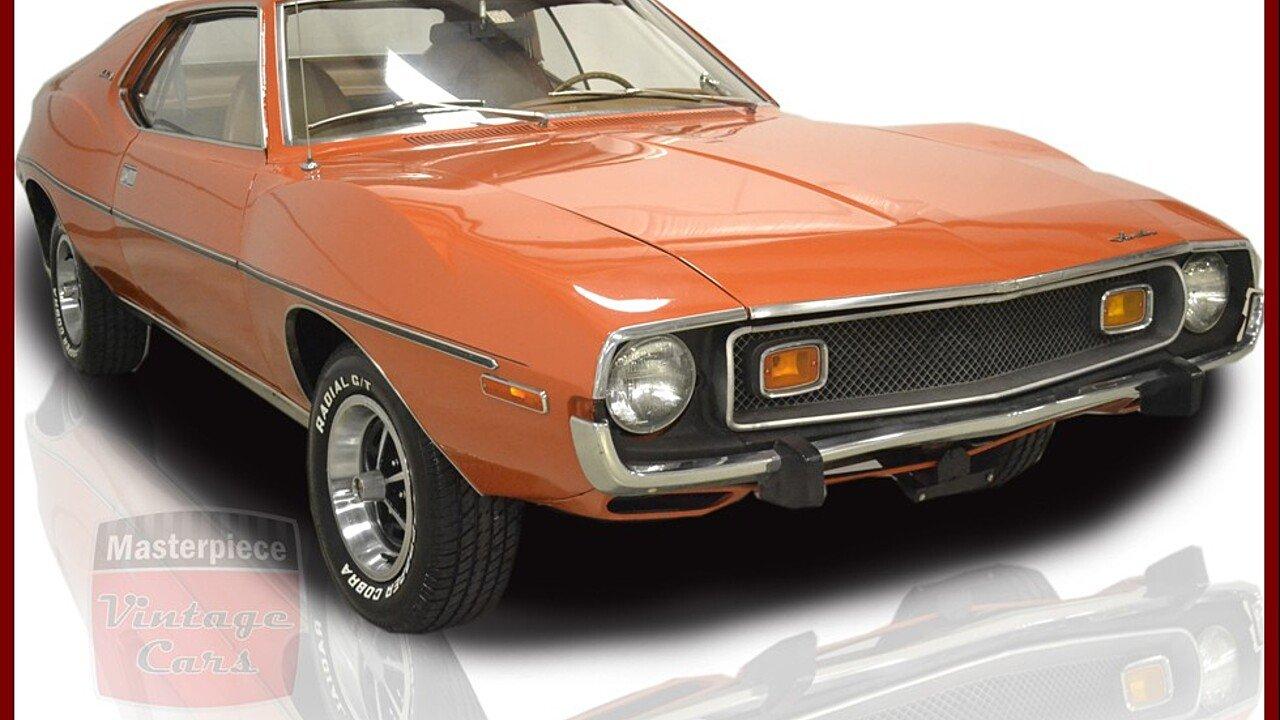AMC Javelin Classics for Sale - Classics on Autotrader