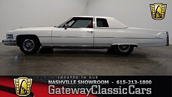 1974 Cadillac De Ville for sale 100919913