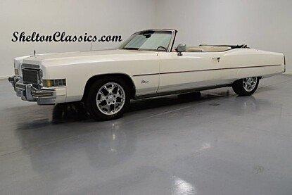 1974 Cadillac Eldorado for sale 100934741