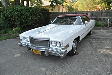 1974 Cadillac Eldorado Convertible for sale 101031152