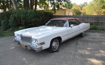 1974 Cadillac Eldorado Convertible for sale 101031152