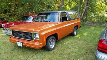 1974 Chevrolet Blazer for sale 100904346