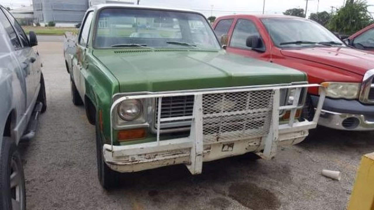 1974 Chevrolet C/K Truck for sale 100929438