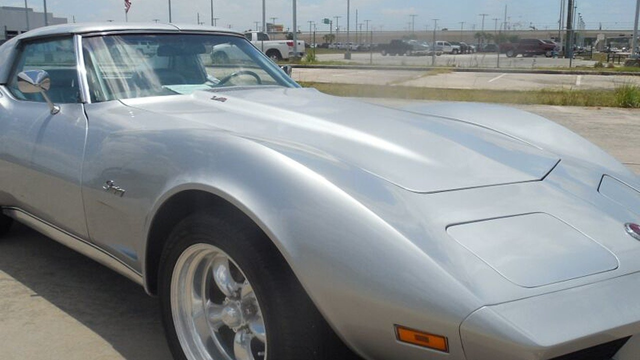1974 Chevrolet Corvette for sale 100736708