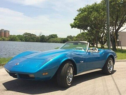 1974 Chevrolet Corvette for sale 100829675