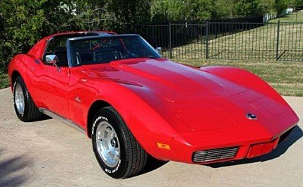 1974 Chevrolet Corvette for sale 100982179