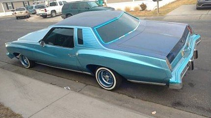 1974 Chevrolet Monte Carlo for sale 100846306