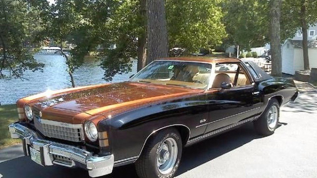 1974 Chevrolet Monte Carlo for sale 100904362