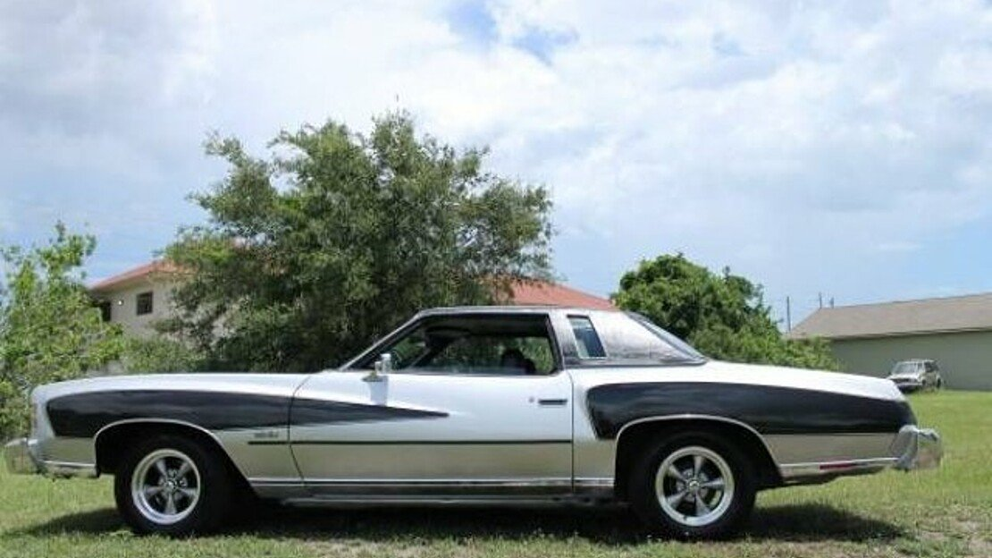1974 Chevrolet Monte Carlo for sale 101004144