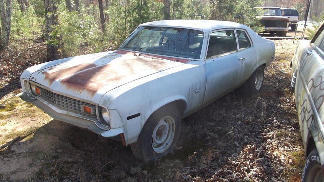 1974 Chevrolet Nova for sale 100848095