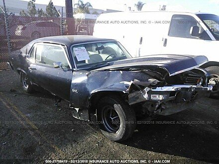 1974 Chevrolet Nova for sale 101015232