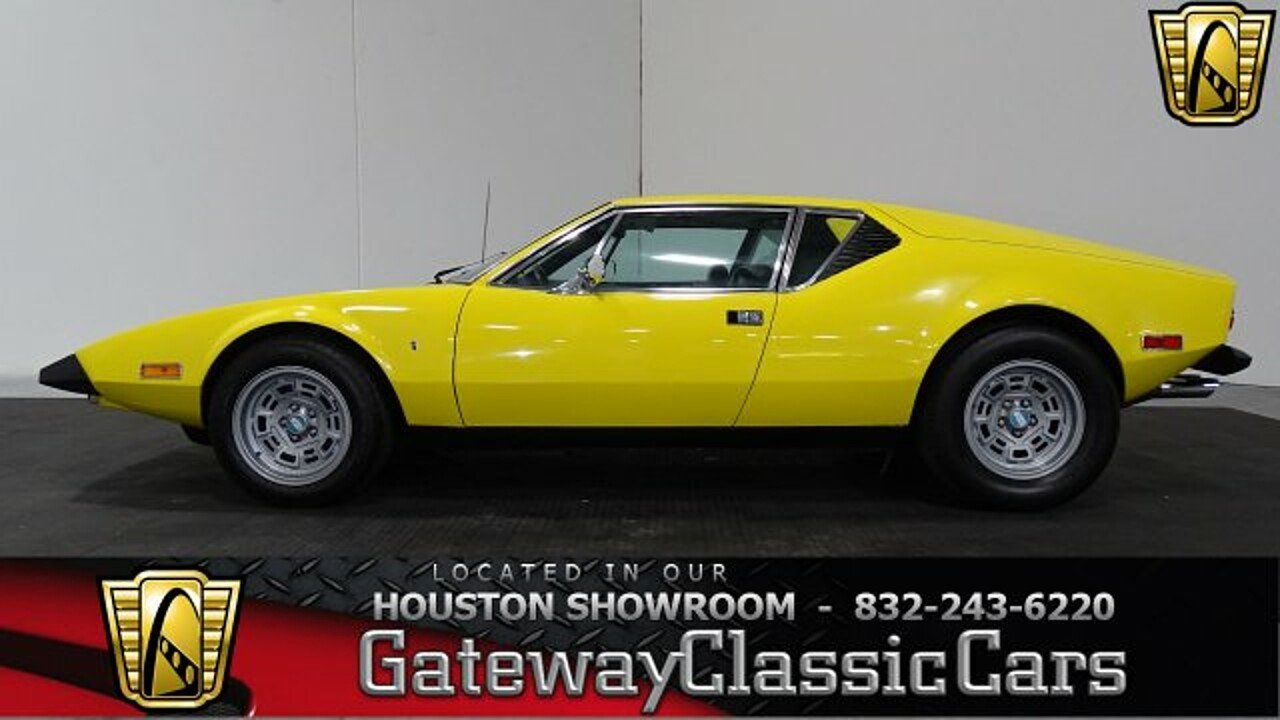 1974 De Tomaso Pantera for sale 100920505