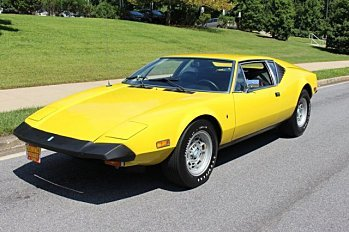 1974 De Tomaso Pantera for sale 100990210