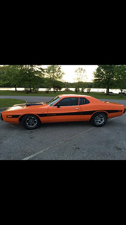 1974 Dodge Charger SE for sale 100967656