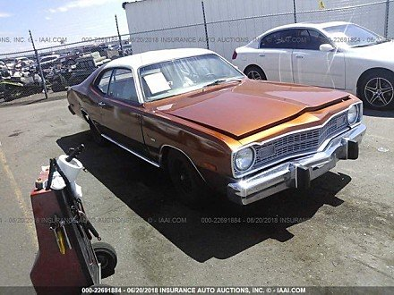 1974 Dodge Dart for sale 101015321